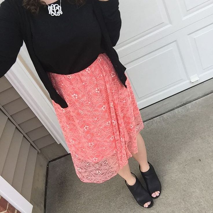 "216 Likes, 24 Comments - Wendy L 💕 (@thetrendyschoolcounselor) on Instagram: ""A two hour delay and the cutest @lularoe Lola skirt?! Happy Wednesday to me! (use code…"""