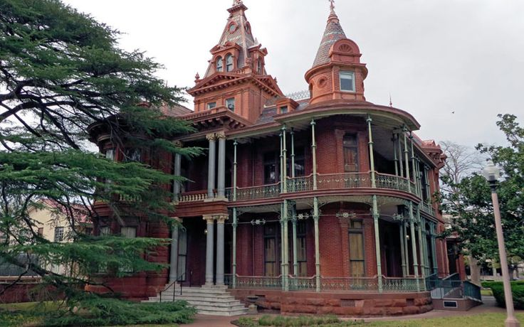 It may not be the most haunted building in all of Texas, because that's a huge…