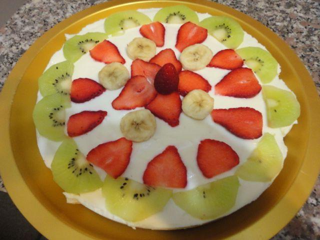 Cheesecake limone e latte condensato TM5 - http://www.food4geek.it/cheesecake-limone-latte-condensato-tm5/