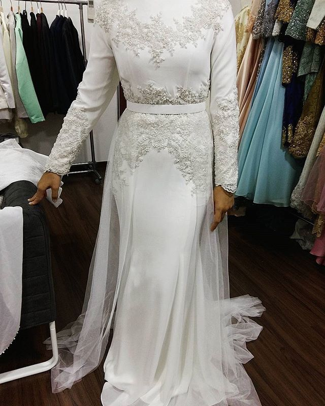 Amazing Nikah Dress