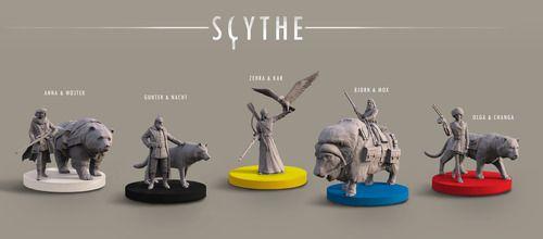 Scythe | Image | BoardGameGeek