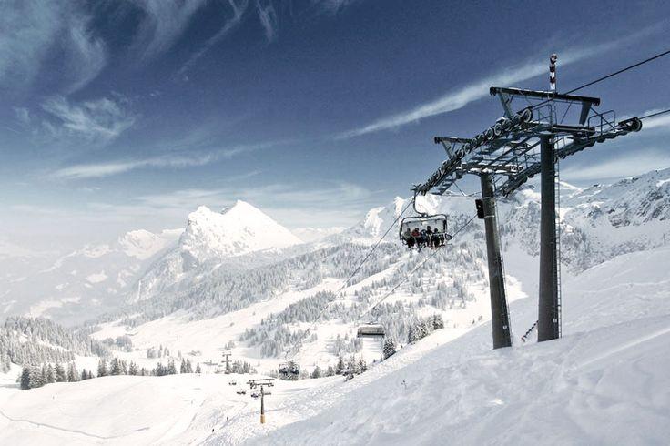 29 Skilifte und 109 Pistenkilometer