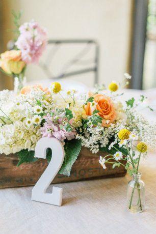 Яркие цветы в декоре свадебного торжества