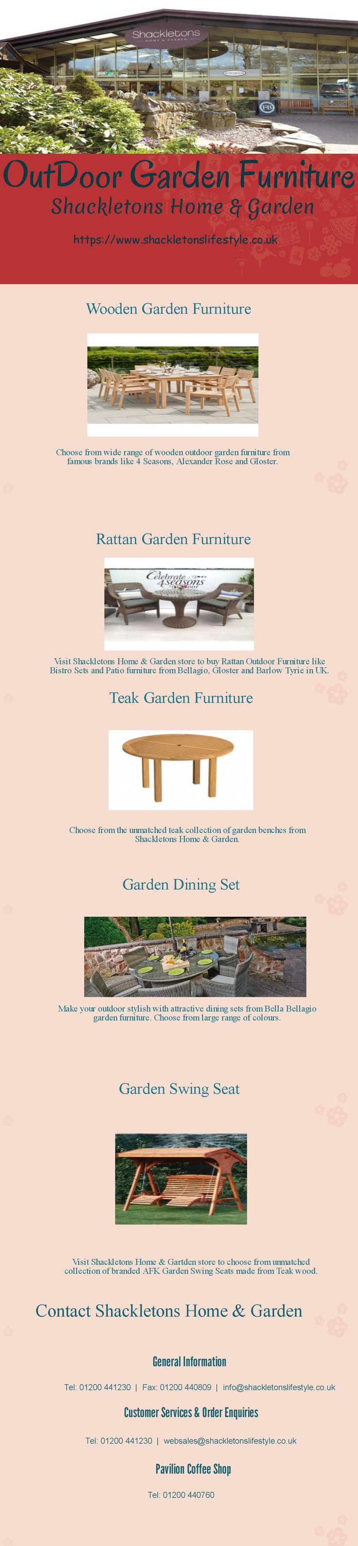 Buy luxury outdoor garden furniture from Shackletons Home   Garden  including garden tables  sofa. 21 best images about Shackletons Home and Garden furniture on