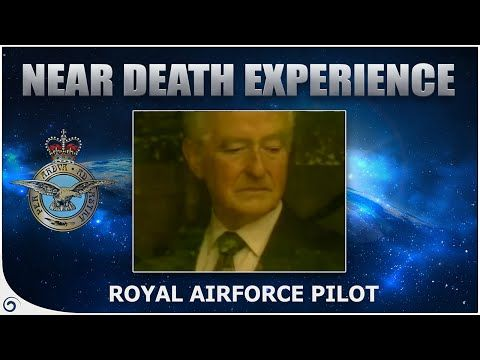 """Royal Airforce Pilot - Near Death Experience - """"It's Impossible To Die"""" - YouTube Original Link: http://ndeaccounts.com/near-death-experiences-stories/royal-airforce-pilot-near-death-experience/"""