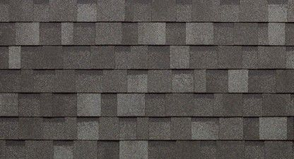 Iko Roofing Shingles Cambridge Harvard Slate Swatch