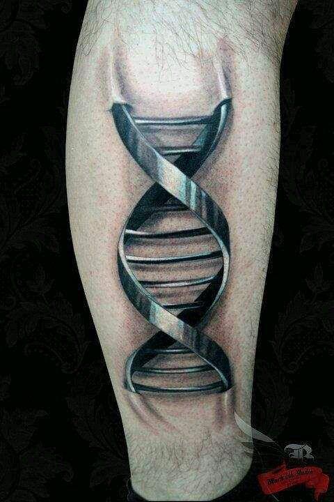 Tatt spiral staircase