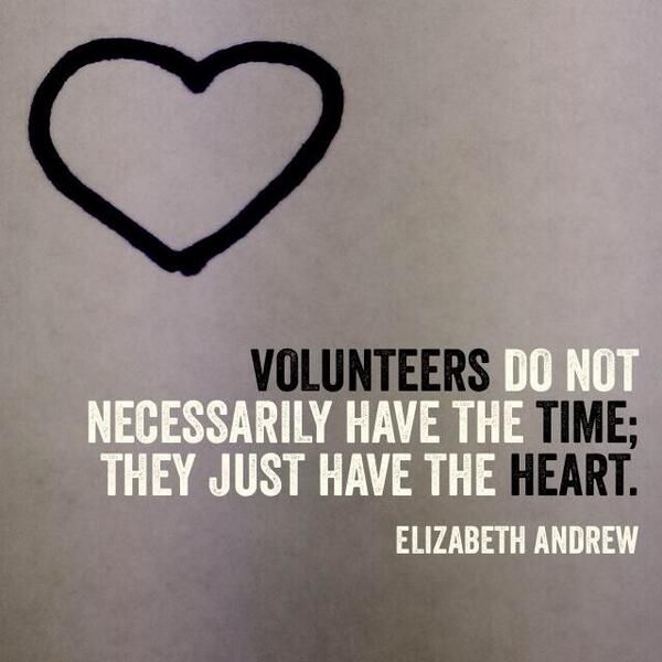 Volunteer Sayings Inspirational Quotes: 117 Best Fundraising & Charity Quotes Images On Pinterest