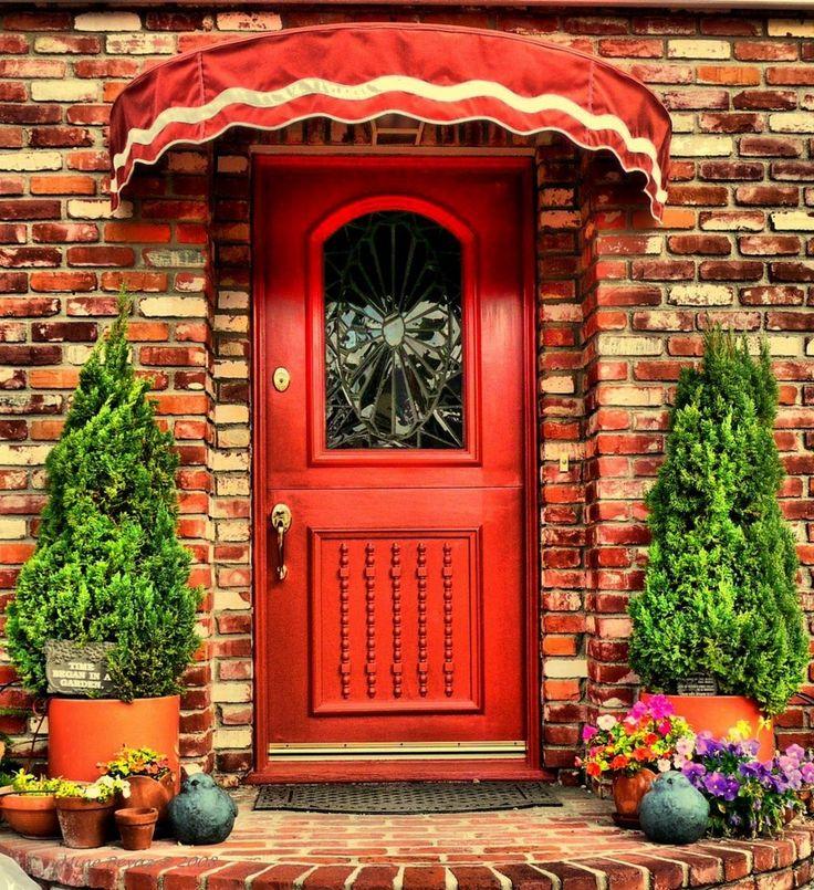40 Best Watercolor Doorways And Windows Images On