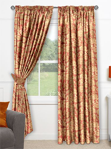 1000+ ideas about Burnt Orange Curtains on Pinterest | Burnt ...
