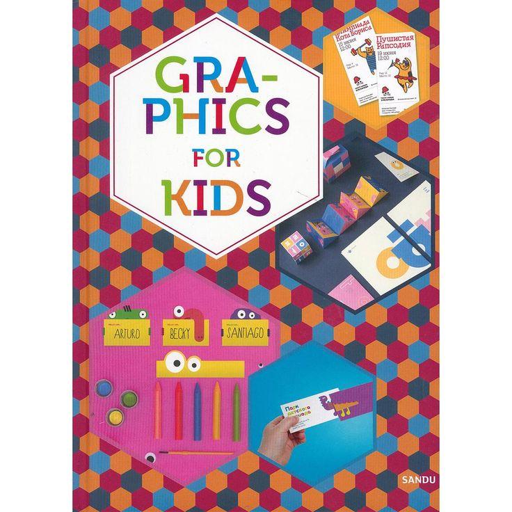 Graphics for Kids bog fra Viking og Creas