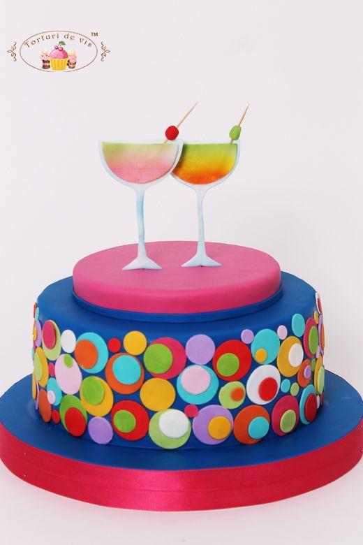 Торты - торты Виорика в: День рождения