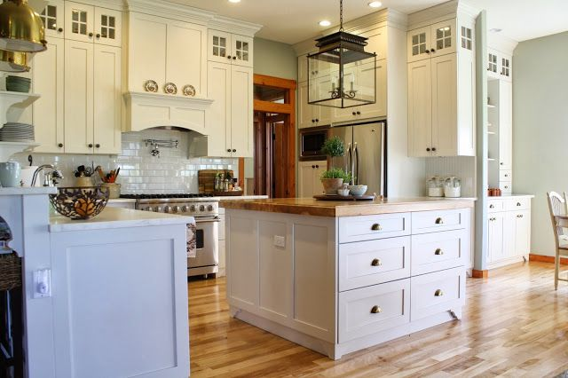 339 best kt white images on pinterest dream kitchens for Kitchen cabinets for 7 foot ceilings