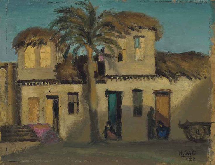 Mahmoud Saïd (Egyptian, 1897-1