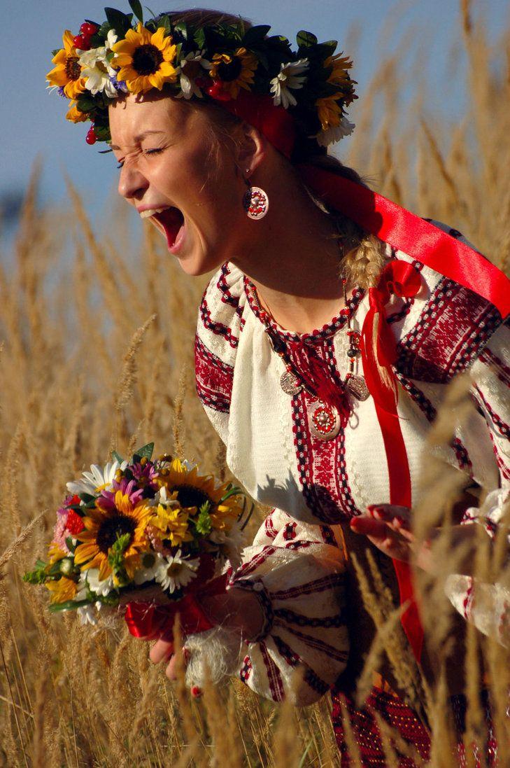 Ukrainian wedding by ~Fozekosh on deviantART