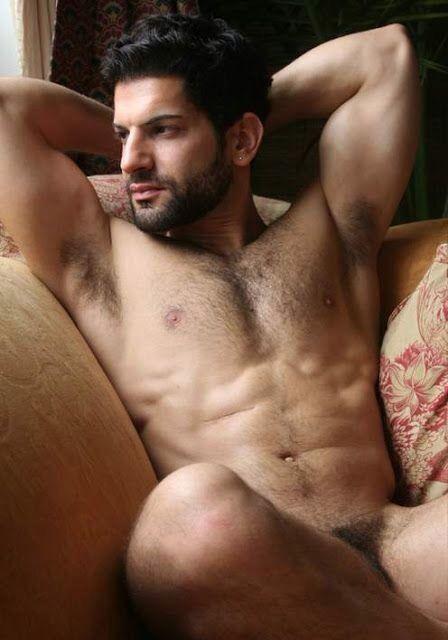 Gay Model Nude 35