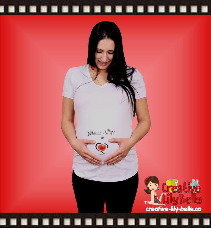 les 25 meilleures id es concernant t shirt femme enceinte sur pinterest t shirt femme enceinte. Black Bedroom Furniture Sets. Home Design Ideas