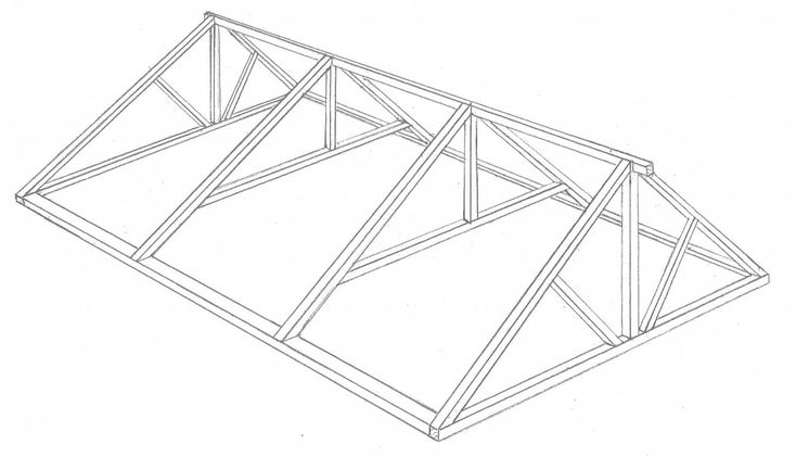 Best 25 roof truss prices ideas on pinterest pole barn for Roof truss price list
