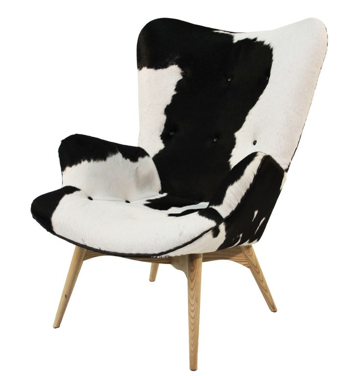 The Matt Blatt Replica Grant Featherston Contour Lounge Chair - Cowhide by Grant Featherston - Matt Blatt