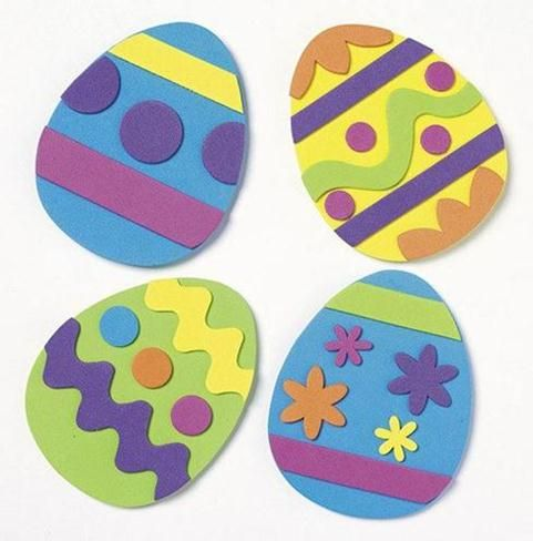 Easter Egg Magnets
