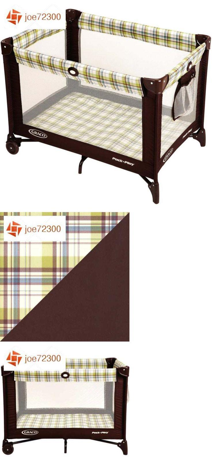 Baby Gear 100223 Graco Pack And Play Playard Ashford Portable Crib Travel Bassinet Playpen