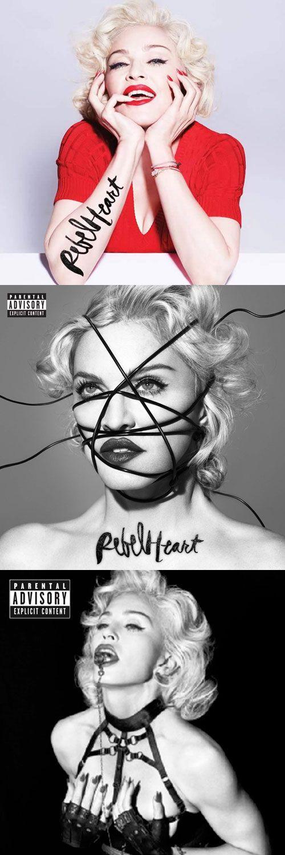 Madonna, Rebel Heart 2015