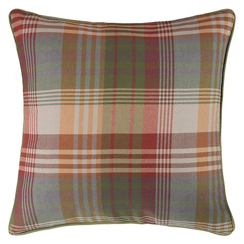 Buy Mulberry Home Ancient Tartan Cushion Online at johnlewis.com