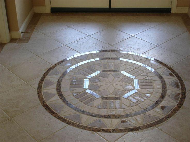 tile medallions for floors gurus floor. Black Bedroom Furniture Sets. Home Design Ideas
