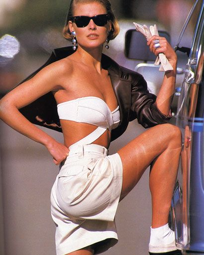 80s awesomeness - 80s inspiration for CATs Vintage - 1980s style - fashion