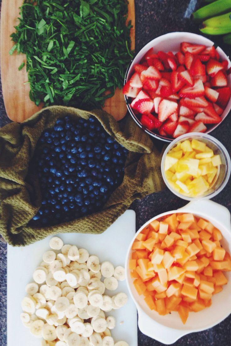 surtido de frutas <3