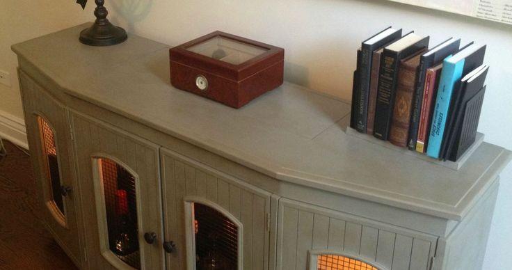 Build A Hidden Liquor Cabinet Woodworking Projects Amp Plans
