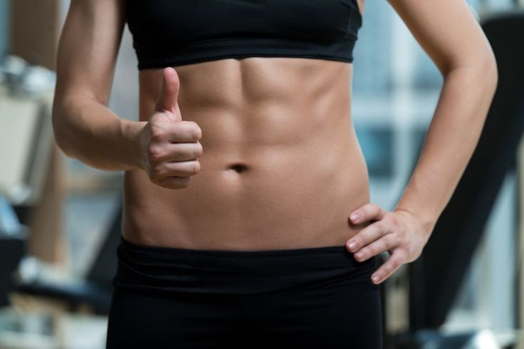 Here's How to Eat — Not Exercise — Your Way to Washboard Abs