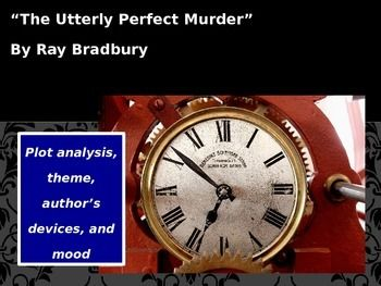the utterly perfect murder essay The actions of an individual affect others around them emotionally and physically in the story 'the utterly perfect murder by ray bradbury, there were two kids.