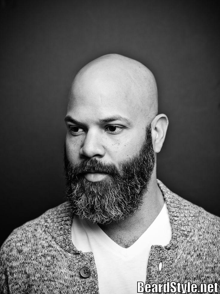 a-man-with-bald-head-and-long-beard3 Bald Men With Beards: Grow Facial Hair With Bald Head