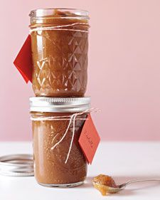 Place this spread in decorative jars for gifts, but save some for yourself -- it's great on toast or pancakes.