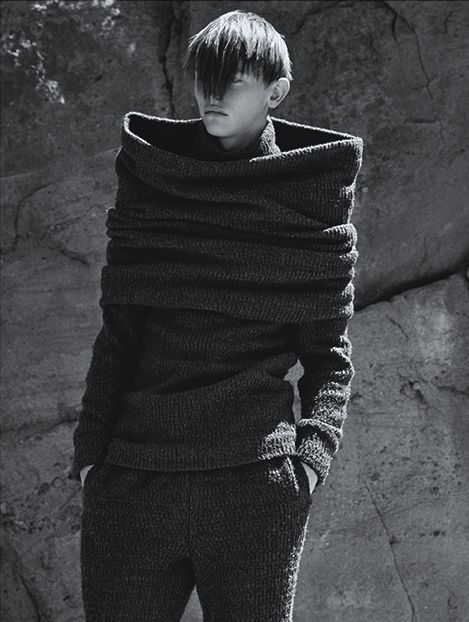Robbie McKinnon by Lowe H. Seger - Dansk Magazine, Fall/Winter 14.15