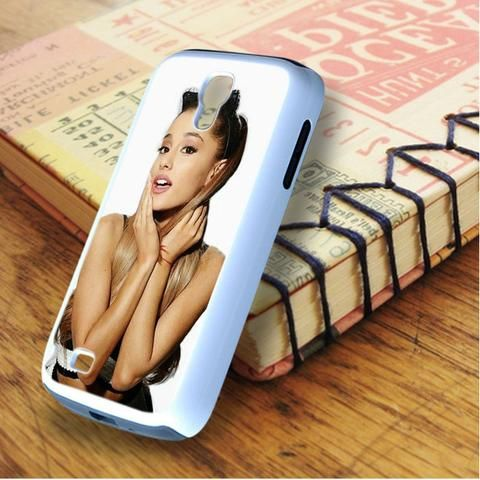 Ariana Grande Singer Samsung Galaxy S4 Case