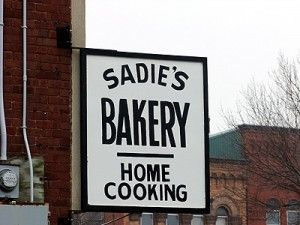 Sadie's Bakery, Houlton Maine Home Cooked Bakery Items Since 1948.
