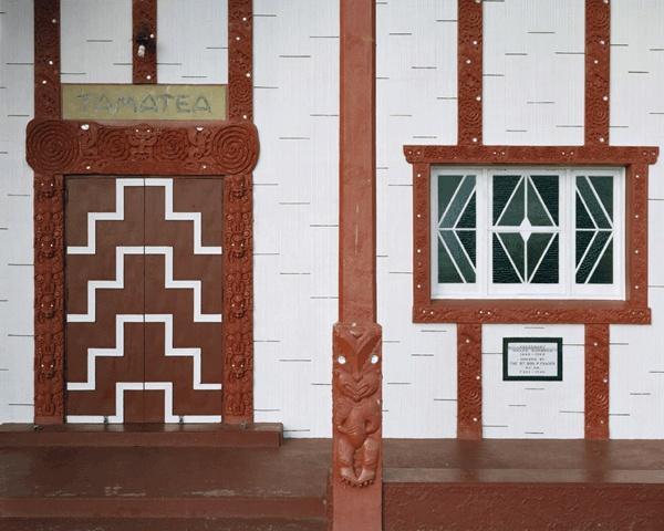Neil Pardington Te Whare o Kāi Tahu - Tamatea, Otakou #1, 2010