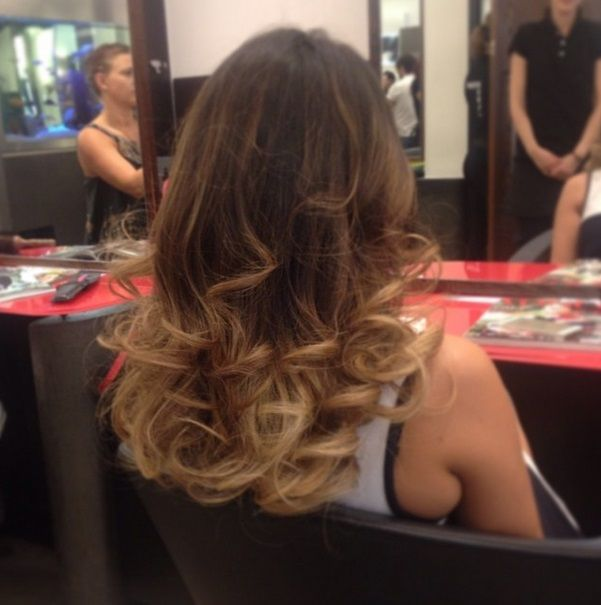 43 best from the salon images on pinterest chelsea for Curly hair salon uk