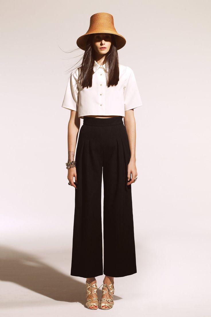 Lyn Devon Spring 2014 Ready-to-Wear Collection Photos - Vogue