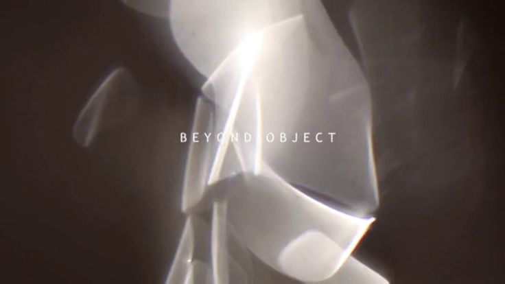 Beyond Object - Exhibition in Salone Satellite 2013