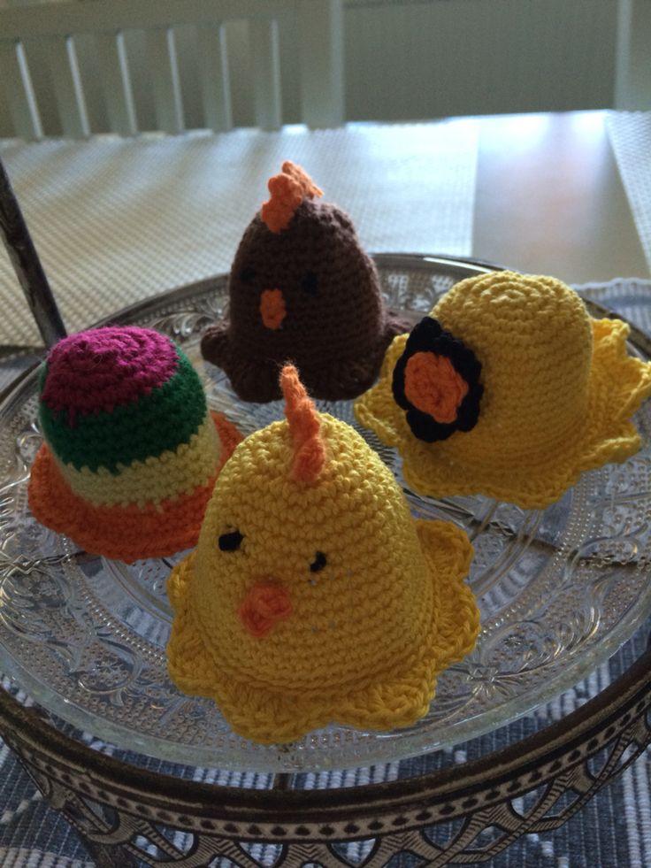 Äggmössor. Eggcaps