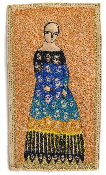 character study in embroidery by Cathy Cullis http://cathycullis.blogspot.com/2012/08/character-studies-portraits-in-stitch.html
