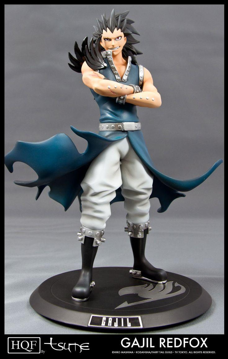 "[TSUME] Fairy Tail: Gajil Redfox ""HQF"" Statue"
