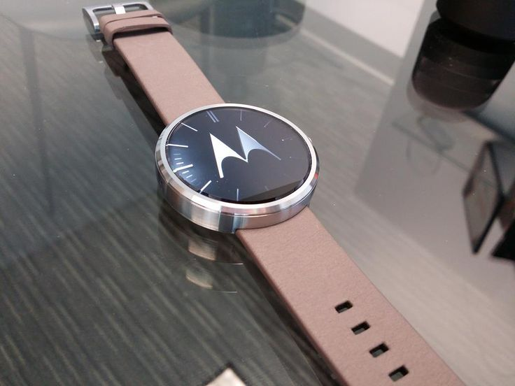 Moto 360 Android Wear Smart Watch on Sale for $179
