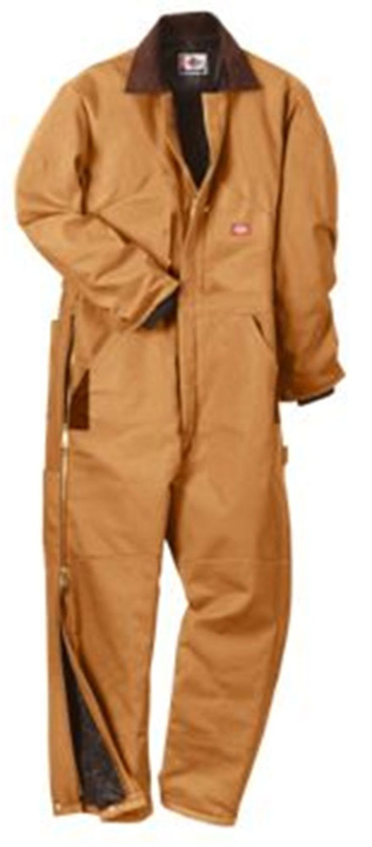 Duck Insulated Coveralls