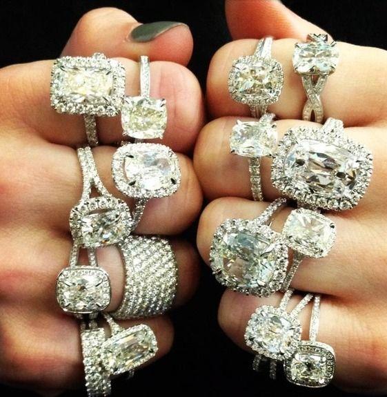 10th Wedding Anniversary Ring Ideas : ... rings vintage rings vintage diamond rings vintage love vintage