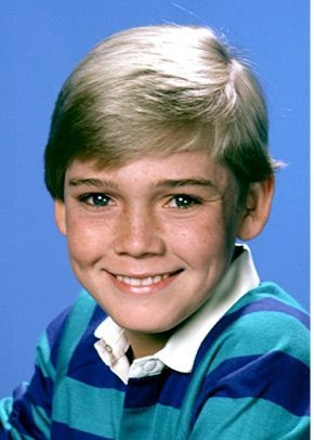 "Little ""Ricky"" Schroder from Silver Spoons.  Who can forget that face from The Champ either?  courtesy of Deb Halberstadt"