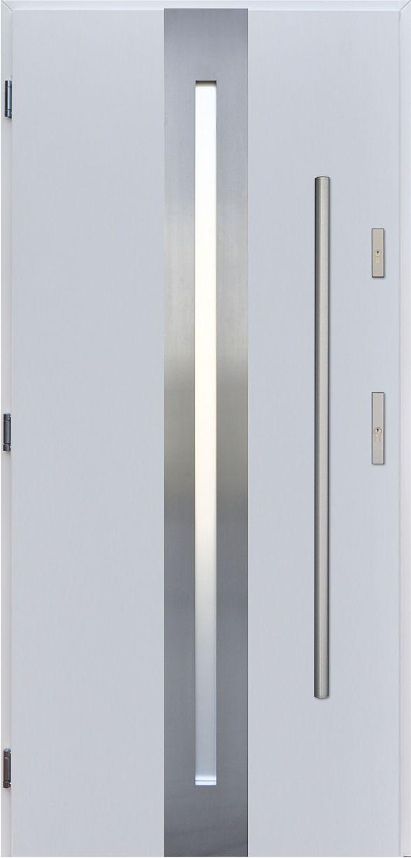 Beautiful Attraktive Dekoration Herholz Turen Handler #14: Tür MALMO In Weiß - Passt Ideal Zum #skandinavischen Stil :) #Haustür #